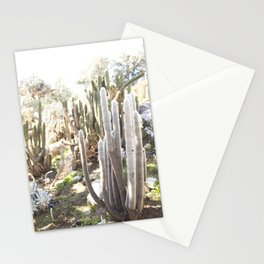 Silver Torch Cactus Stationery Cards