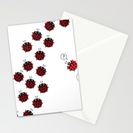 The path to Spring Stationery Cards