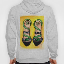 Golden Slippers Hoody