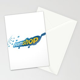 Dream Shop Stationery Cards