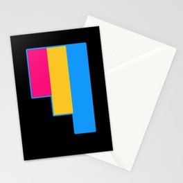 Pansexual Stationery Cards
