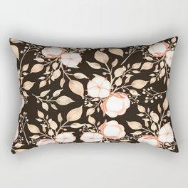 Eyes of age. Rectangular Pillow