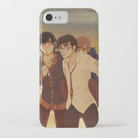 marauders iPhone & iPod Cases featuring marauders moon by Kirsten Stackhouse