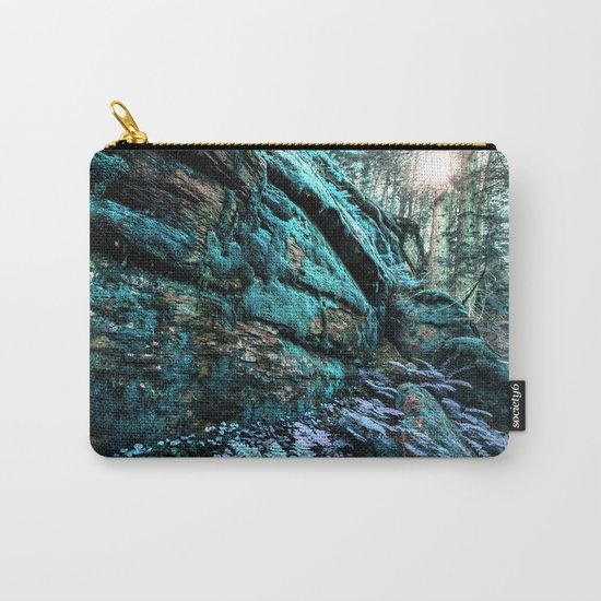 Enchanted Forest Wall Carry-All Pouch