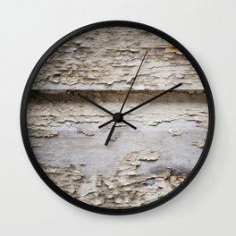 Flaky Wall Clock