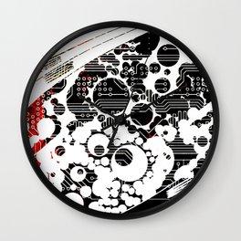 BK abstrakt 1 Wall Clock