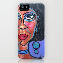 Unbalanced Ursula iPhone Case