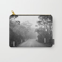 Mount Wellington Misty Road Carry-All Pouch