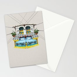 Fruit Car - Beirut Stationery Cards