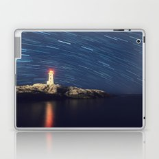 Spinning over the Lighthouse Laptop & iPad Skin