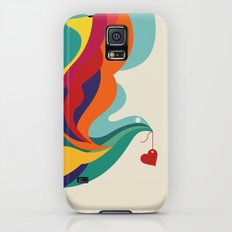 Love Message Galaxy S5 Slim Case