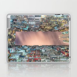 Hong Kong architecture Laptop & iPad Skin