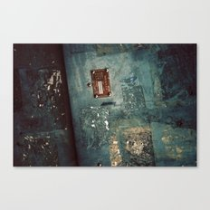 Seoul - Urban Street Decay Canvas Print