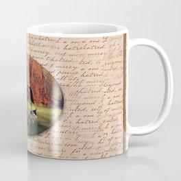 Autumn Fall foxhunter and hounds Coffee Mug