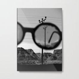 Synesthesia Metal Print