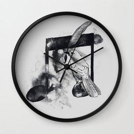 Music Painter Wall Clock