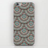 islam iPhone & iPod Skins featuring Endless mandala by Rceeh