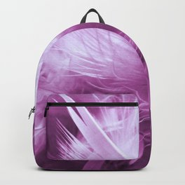 Feather Boa Backpack