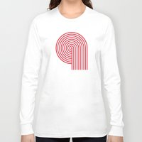 vertigo Long Sleeve T-shirts featuring VERTIGO by Gradosei
