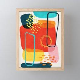 Ferra Framed Mini Art Print