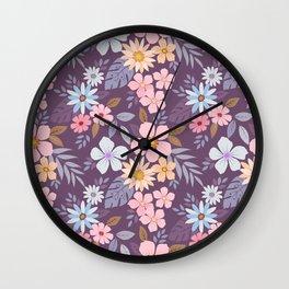 Roses 7780 Wall Clock