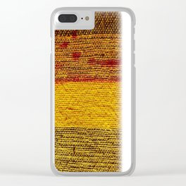LIGNES Clear iPhone Case
