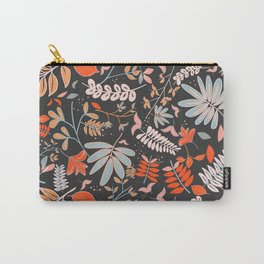 Woodland Flora Carry-All Pouch