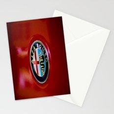 Alfa Romeo Stationery Cards