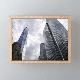 Heaven's Reach Framed Mini Art Print