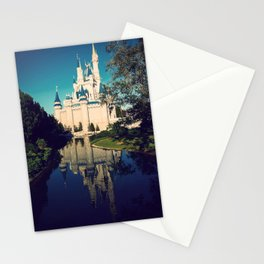 The Disney Castle  Stationery Cards