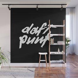 Daft Punk Wall Mural