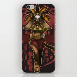 Nago  iPhone Skin