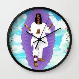 Aaliyah Wall Clock
