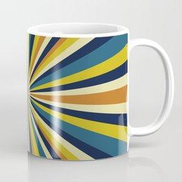 Pinpoint Rays Coffee Mug