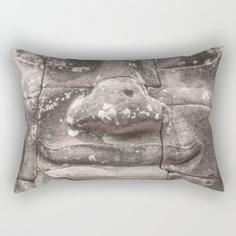 Apsara (supernatural female being) Rectangular Pillow