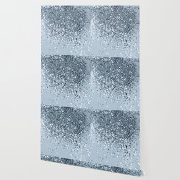 Cali Summer Vibes Lady Glitter #3 #shiny #decor #art #society6 Wallpaper
