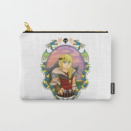 Astrid Hofferson- The Spirited Warrior Carry-All Pouch