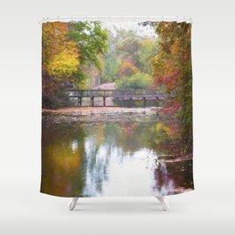 Autumn Impressions Shower Curtain