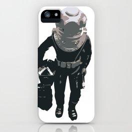 Scuba Diver iPhone Case