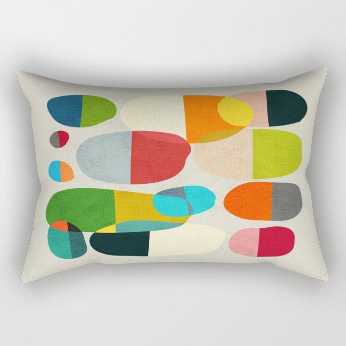 Jagged little pills Rectangular Pillow