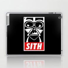Obey Darth Vader (sith text version) - Star Wars Laptop & iPad Skin