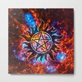 Supernatural Cosmos Metal Print