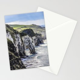 Travel to Ireland: A Castle View Stationery Cards
