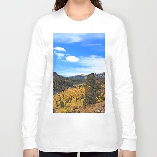 Mt Rose Long Sleeve T-shirt
