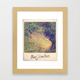 beijinho Framed Art Print