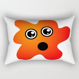 Surprised Spot Rectangular Pillow