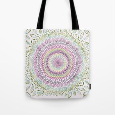 Intricate Spring Tote Bag
