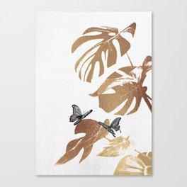 Fluttering Nature I Canvas Print