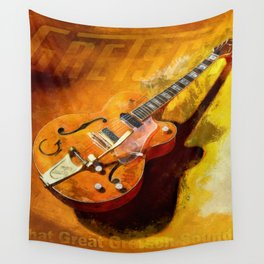 That Great Greeeetsch Sound Wall Tapestry