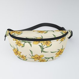 Daffodils Fanny Pack